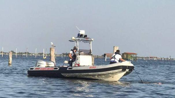 Il tratto di mare dove è avvenuto l'incidente che è costato la vita  a Isabella Benetti