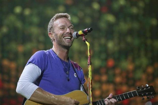 1 - Chris Martin