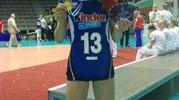 Sofia Monza vince il titolo europeo Under 16 di volley