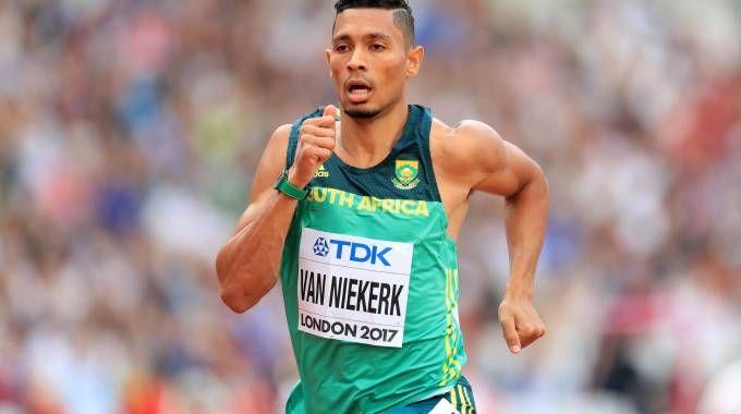 Wayde Van Niekerk, oro nei 400 metri
