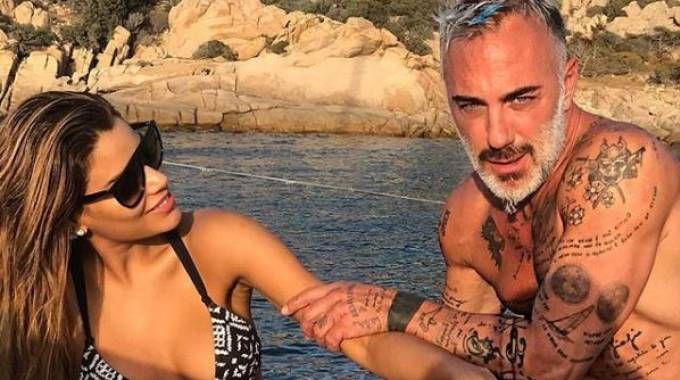 Gianluca Vacchi su Instagram