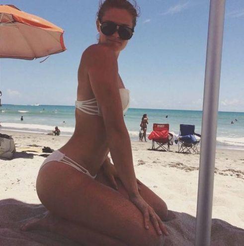Alysha Newman su Instagram