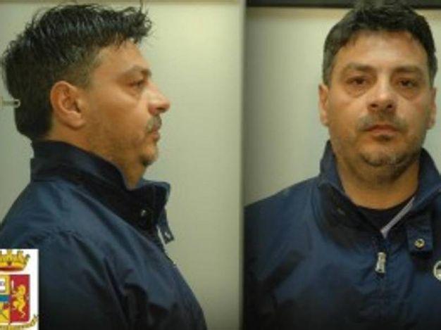 Luciano Romito, il boss ucciso - Ansa