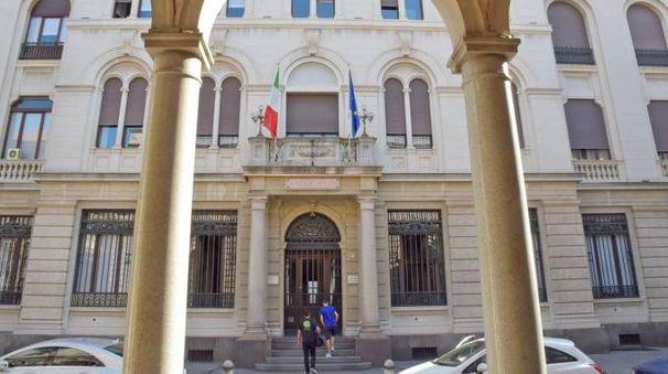 La sede della Camera di commercio