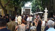 Piazzale collenuccio preso d'assedio per vedere Avoid