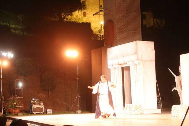 In scena l'Avaro di Tito Maccio Plauto (Foto Ravaglia)