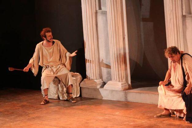 L'opera ispirò Moliere e Shakespeare (Foto Ravaglia)