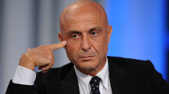 Il ministro Marco Minniti (Newpress)