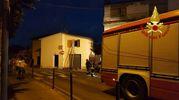 Incendio in appartamento a Montemurlo