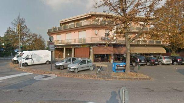 Il bar dove è stata giocata la schedina vincente da 500mila euro