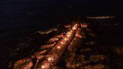 La magica notte delle candele a Pesaro