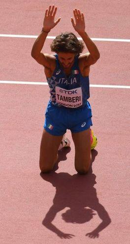 Gianmarco Tamberi (Afp)