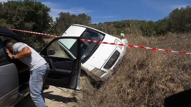 L'incidente mortale verso Porto Azzurro