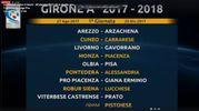 La prima giornata del girone A della Serie C 2017/2018