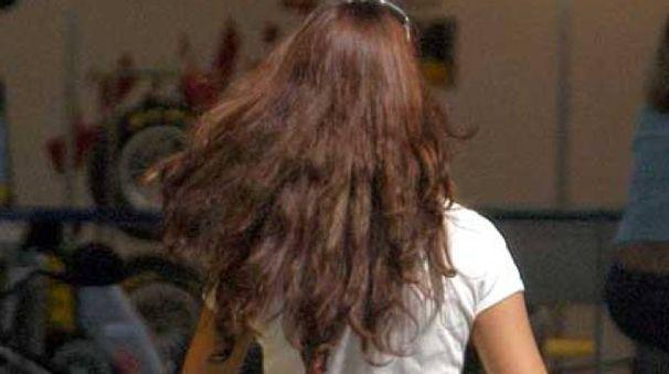 Ragazza molestata in via Savioli a Bologna (foto d'archivio Donzelli)