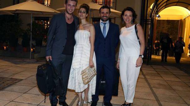 Pesaro, la serata di gala dopo 'Le Siège de Corinthe' (Fotoprint)