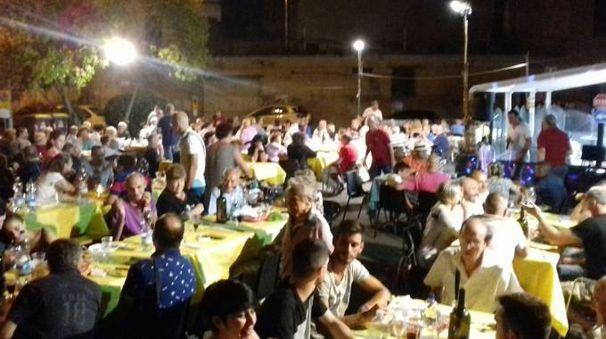 La Cena dei Poveri a San Paolo