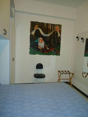 La camera dedicata a Pisolo
