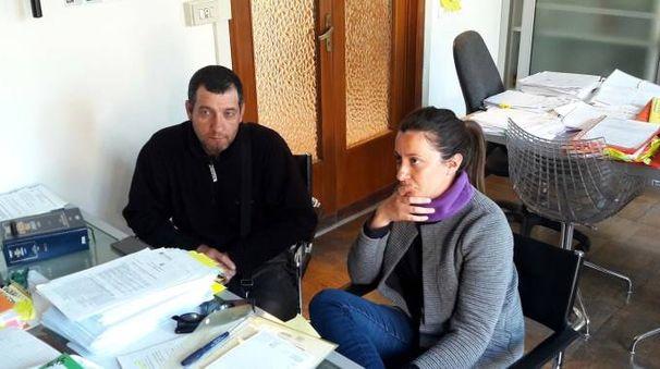 Francesca ed Emanuele Verri