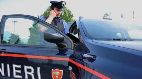 I carabinieri hanno appreso dell'aggressione in paese: la vittima non aveva raccontato nulla per timore di ritorsioni