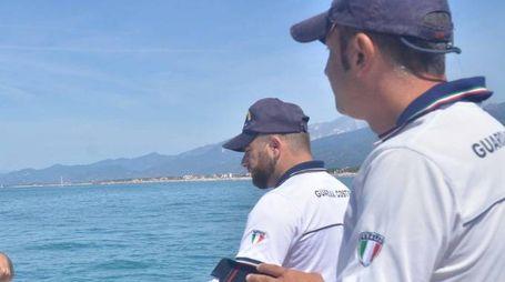 La Capitaneria di porto ha sorvegliato il nostro specchio marittimo, anche per far rispettare l'ambiente