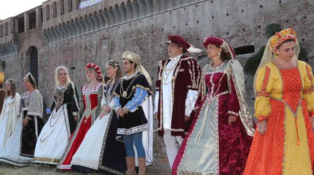 Festa di San Cassiano (foto IsolaPress)