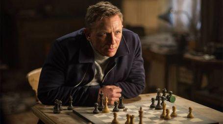 Daniel Craig in una scena del film 'Spectre' – Foto: Susie Allnutt/MGM/Columbia Pictures