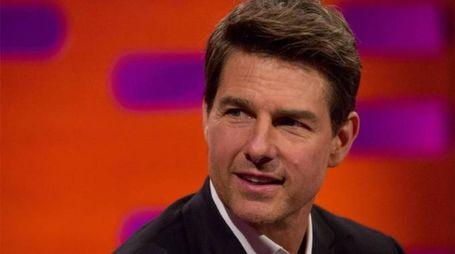 Tom Cruise – Foto: Isabel Infantes/PA Wire/LaPresse