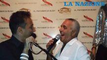 Giorgio Panariello in Capannina
