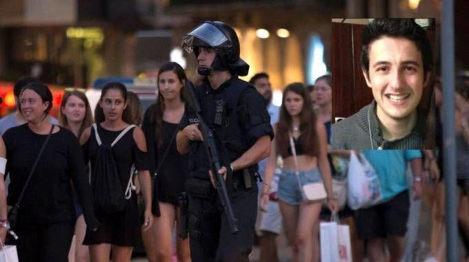 Bruno Gulotta tra le vittime dell'attentato a Barcellona