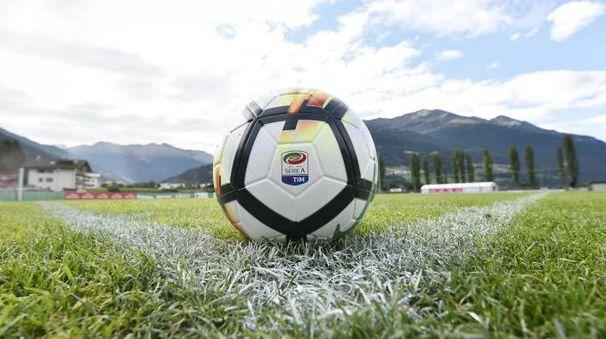 Il pallone della Serie A 2017/2018