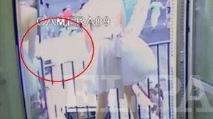 Barcellona, il video del furgone che sfreccia sulla Rambla (El Paìs)