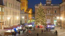MERCATINI DI NATALE I mercatini natalizi traslocano ai giardini Speyer