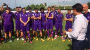 Fiorentina, Dario Nardella fa in bocca al lupo a squadra e Pioli (da Twitter)
