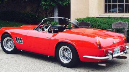 Ieri l'anniversario dei 70 anni della Ferrari