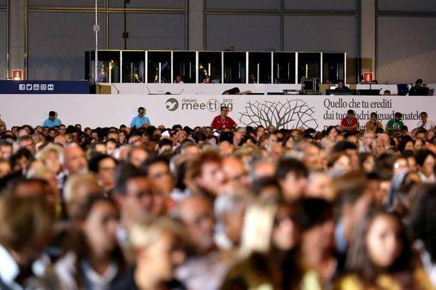 La 38esima edizione del Meeting (foto Petrangeli)