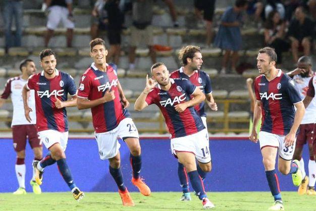 Bologna-Torino 1-0, Di Francesco (Ansa)