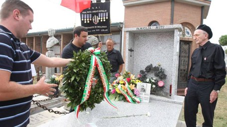 CERIMONIA Ogni anno a fine agosto viene promossa dall'Anai una commemorazione in memoria di Muti