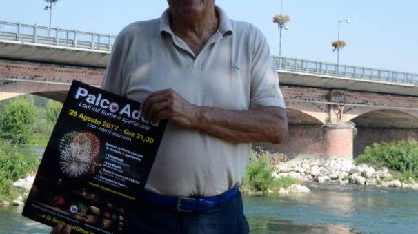 Gigi Bisleri, presidente della Wasken Boys che promuove la manifestazione