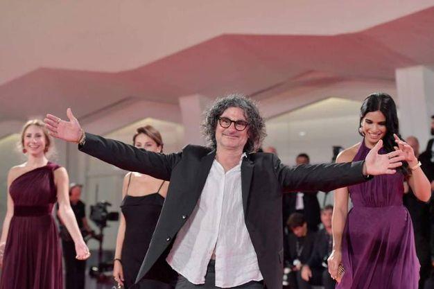 Il registe de 'L'insulte', Ziad Doueiri (Afp)
