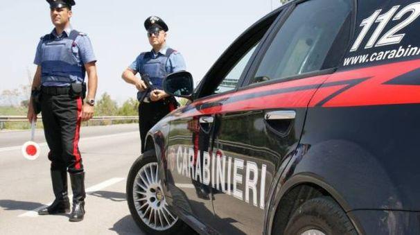 I carabinieri di Osimo