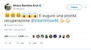 Alvaro Bautista Arce (da Twitter)
