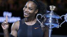 Serena Williams è diventata mamma (Lapresse)