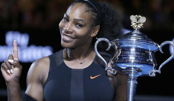 Serena Williams è diventata mamma (Lapresse)
