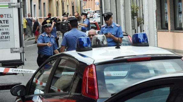 Venti giorni di prognosi per il carabiniere ferito