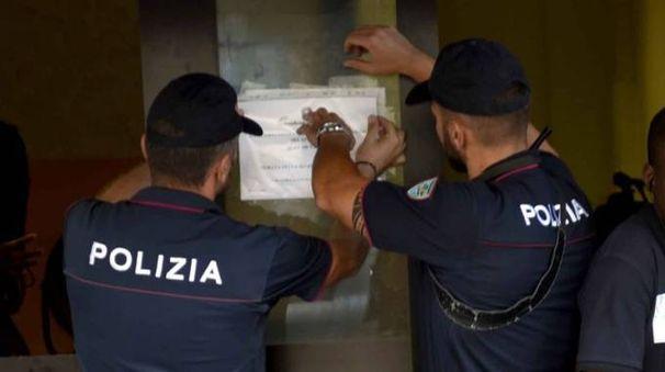 Locali chiusi a Ferrara (foto Businesspress)