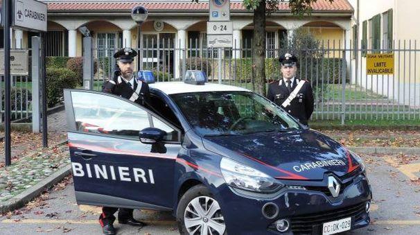 I carabinieri di Zelo Buon Persico