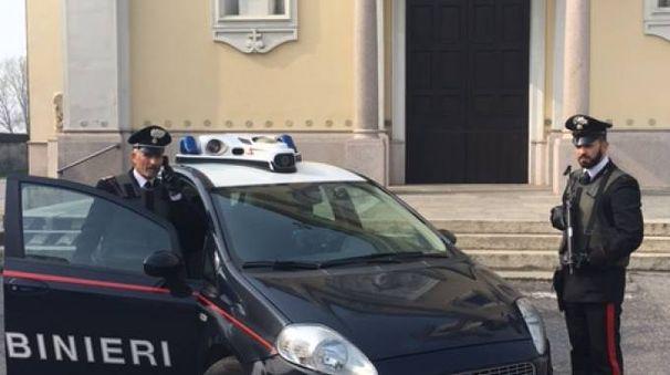 I carabinieri di Tavazzano