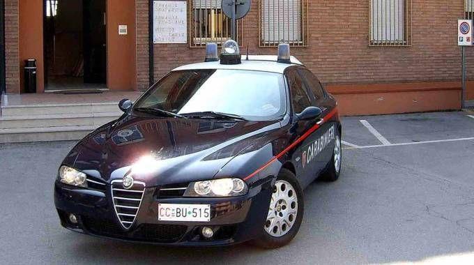 I carabinieri della compagnia di Comacchio (foto archivio Businesspress)