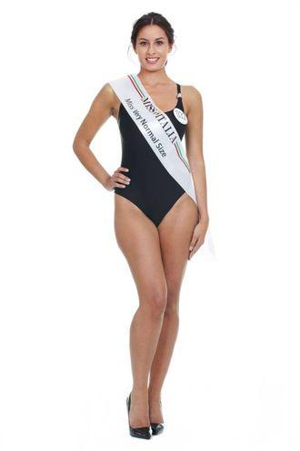 Serena Corvino (foto Miss Italia)
